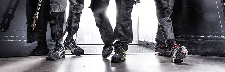 Übergrößen Schuhe ab Schuhgröße 49 | Arbeitsschutz Express