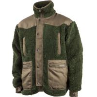 Vorschau: Faserpelzjacke GREENWOOD grün - albatros®