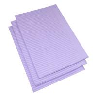Vorschau: Patientenservietten lila - NITRAS Medical® | 500 Stk. pro Karton