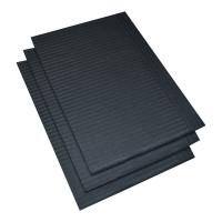 Vorschau: Patientenservietten schwarz - NITRAS Medical® | 500 Stk. pro Karton