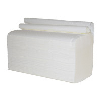 Vorschau: Falthandtuch 2-Lagig weiß - NITRAS Medical® | 3750 Blatt pro Karton