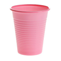 Vorschau: Mundspülbecher 180ml rosa - NITRAS Medical®   3000 Stk. pro Karton