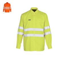 Vorschau: Warnschutz Hemd Jona MASCOT®SafeClassic orange