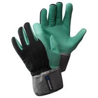 Vorschau: Arbeitshandschuhe TEGERA® 690 schwarz/grün