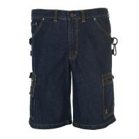 """Vorschau: Jeans-Shorts """"DARK DENIM"""" - Planam® L"""
