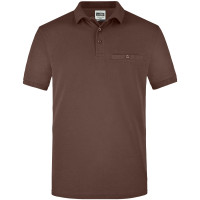 "Vorschau: Pocket Polo-Shirt ""JN846"" - James & Nicholson®"