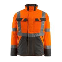 Vorschau: Warn-Pilotjacke Penrith MASCOT®SafeLight rot/anthrazit