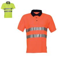 "Vorschau: Polo-Shirt ""10015"" HIGH VISIBILITY 210g/m² - HAVEP®"