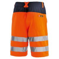 """Vorschau: Warnschutz Shorts """"ERIE"""" - teXXor® orange/marine 52"""