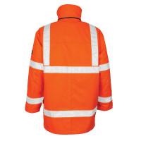 "Vorschau: Warnschutz Parka ""VANCOUVER"" Safe Artic - MASCOT® orange"