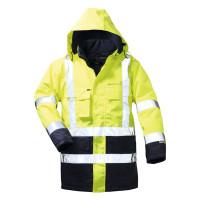 """Vorschau: Warnschutz-Parka """"JANNIS"""" Reflex - elysee® gelb/marine"""