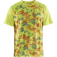 """Vorschau: Funktions T-Shirt """"3425"""" - BLAKLÄDER® camo"""