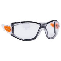 """Vorschau: Schutzbrille """"MATADOR"""" - INFIELD® Orange"""