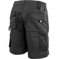 """Vorschau: Shorts """"ALLROUND BLACK"""" - albatros® grau/schwarz"""