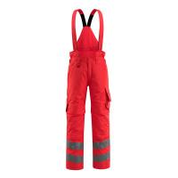 Vorschau: Warnschutz Winterhose Ashford MASCOT®SafeSupreme rot