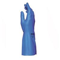 "Vorschau: Nitril Chemie-Handschuhe ""OPTINIT"" blau - MAPA®"