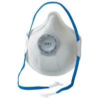 """Vorschau: Atemschutzmaske """"2385"""" FFP1 NRD + Klimaventil """"SMART"""" - MOLDEX®"""