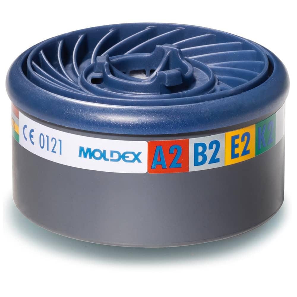 moldex gasfilter a2b2e2k2 9800 f r easylock masken arbeitsschutz express. Black Bedroom Furniture Sets. Home Design Ideas