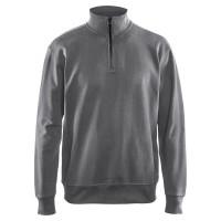 """Vorschau: Sweatshirt mit Half-Zip """"3369"""" - BLAKLÄDER®"""
