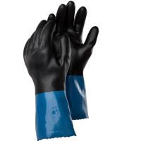 "Vorschau: PVC Chemieschutzhandschuhe 32cm ""71000"" - TEGERA®"