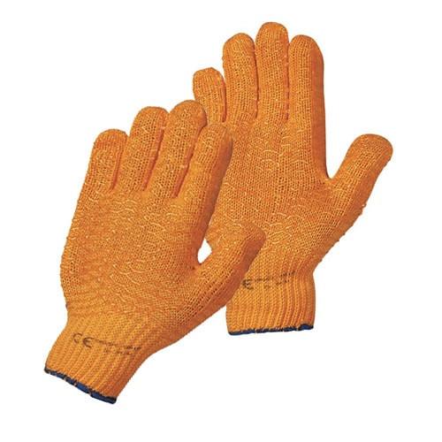 Arbeitshandschuhe Arbeitshandschuhe 1 Paar Strick Mit Latexbeschichtung Schutzhandschuhe Top Xl GroßEr Ausverkauf