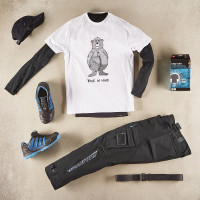 "Vorschau: T-Shirt ""Bear in Mind"" - MASCOT® Advanced"