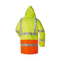 """Vorschau: Warnschutz-Parka """"THILO"""" - safestyle® Gelb/Orange"""