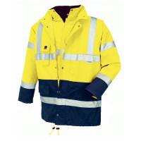 "Vorschau: Warnschutz-Winterparka ""CALGARY"" - teXXor® gelb"