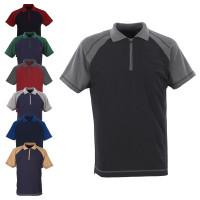 Vorschau: Polo-shirt Bianco MASCOT®Image marine/kornblau