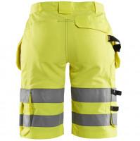 """Vorschau: Warnschutz Stretch Handwerker-Shorts """"1586"""" - BLAKLÄDER®"""