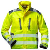"""Vorschau: Warnschutz-Bundjacke """"BASTIA"""" - elysee® Gelb/Grau 3XL"""