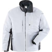 """Vorschau: Winterjacke """"478 PMV"""" - FRISTADS® weiß/grau"""