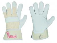 Vorschau: Vollleder-Handschuhe CALCUTTA TÜV/GS - strongHand®