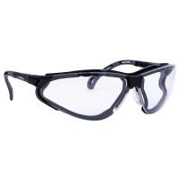 """Vorschau: Schutzbrille """"TERMINATOR XTRA"""" - INFIELD® Schwarz"""