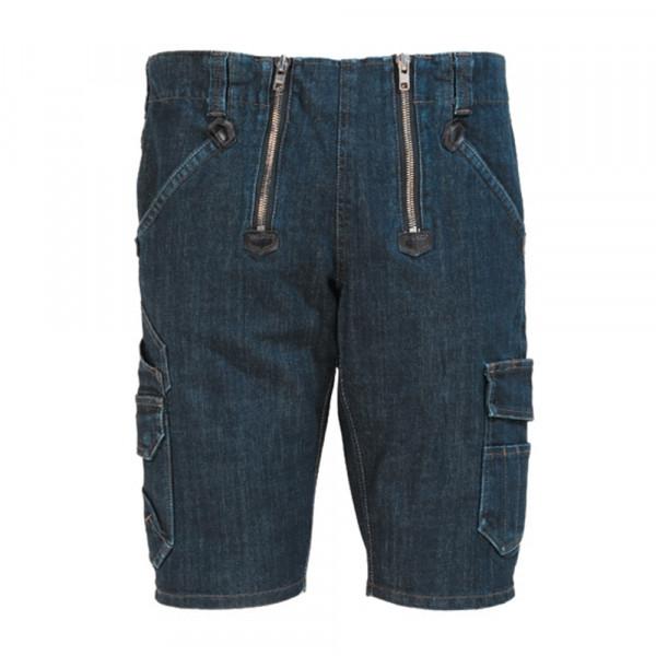 "Stretch-Jeans Zunft Bermudashorts ""VOLKMAR"" - FHB®"