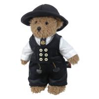 """Vorschau: Zunft-Teddy """"EDDY"""" Original Bielefelder Zunft 35 cm - FHB®"""