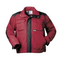 Vorschau: Canvas-Bundjacke 320g/m² Cordura elysee® rot/schwarz