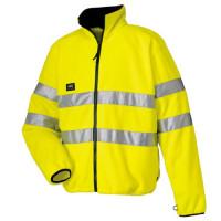"""Vorschau: Warnschutz-Fleece-Jacke """"BROOKS"""" Helly Hansen® - gelb"""