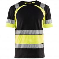 """Vorschau: Warnschutz T-Shirt """"3421"""" - BLAKLÄDER®"""