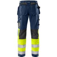 """Vorschau: Warnschutz Handwerkerhose """"2093 NYC"""" Ventilation - FRISTADS®"""