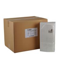 Vorschau: Zelltuchservietten 33x33cm 2-lagig 1/8-Falz | 8 x 250 Stück