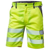"""Vorschau: Warnschutz-Shorts """"CORSICA"""" - elysee® Gelb 44"""
