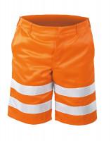 """Vorschau: Warnschutz Shorts """"PETER"""" - safestyle® orange"""