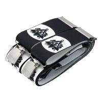 "Vorschau: Hosenträger Maurer ""ALEXANDER"" 120 cm - FHB®, schwarz"