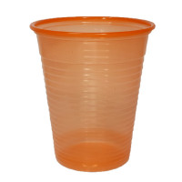 Vorschau: Mundspülbecher 180ml orange - NITRAS Medical® | 3000 Stk. pro Karton