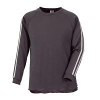 """Vorschau: Thermo-Unterhemd lang """"ALLROUND"""" - teXXor® anthrazit"""