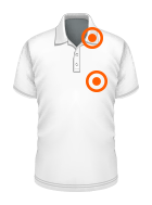 Veredelung Logoservice Poloshirts