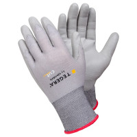 Vorschau: Nylon-Schnittschutzhandschuhe Kl.3 TEGERA® 909