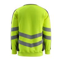 Vorschau: Warn-Sweatshirt Wigton MASCOT®SafeSupreme rot/anthrazit