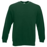 Vorschau: Set-in Sweatshirt 280g/m²62-202-0 - FOL® black